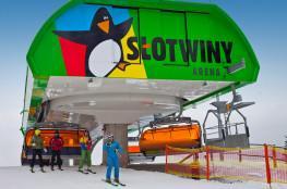 Krynica-Zdrój Atrakcja Stacja narciarska Słotwiny Arena