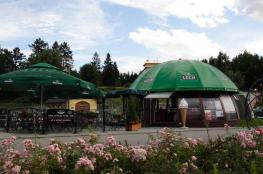 Muszyna Atrakcja Darts Grzyb Hans Cafe