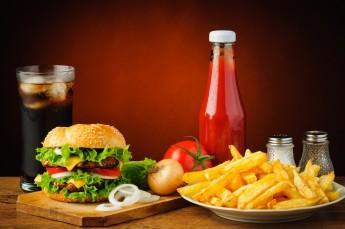 Krynica-Zdrój Restauracja Fast Food Buda Burger