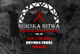 Krynica-Zdrój Wydarzenie Taniec Górska Bitwa 7 - International Breaking Tournament