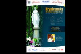 """Krynica -Zdrój Wydarzenie Koncert ,,Kryniczanka"""" dla Królowej Krynickich Zdrojów."""